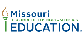 Department of Elementary and Secondary Education logo